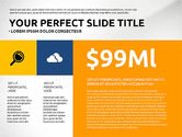 Flat Design Infographics Presentation#3
