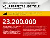 Flat Design Infographics Presentation#4