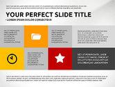 Flat Design Infographics Presentation#8