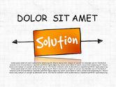 Process Diagrams: Problem Solution Process Diagram #03042