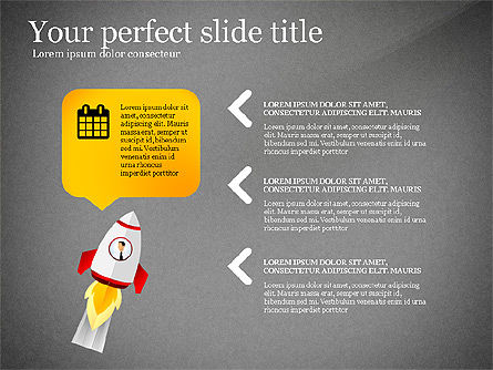 Launching a Business Presentation Template, Slide 11, 03043, Presentation Templates — PoweredTemplate.com