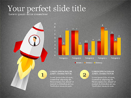 Launching a Business Presentation Template, Slide 12, 03043, Presentation Templates — PoweredTemplate.com