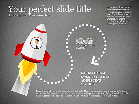 Launching a Business Presentation Template, Slide 15, 03043, Presentation Templates — PoweredTemplate.com
