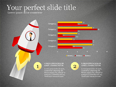 Launching a Business Presentation Template, Slide 16, 03043, Presentation Templates — PoweredTemplate.com