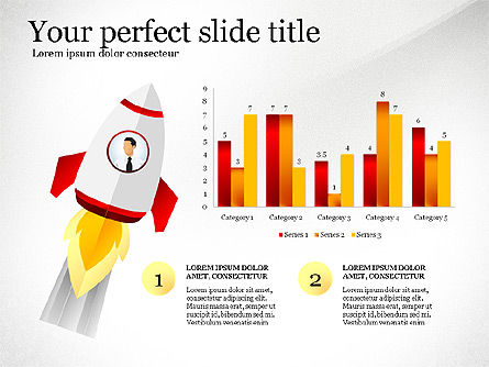 Launching a Business Presentation Template, Slide 4, 03043, Presentation Templates — PoweredTemplate.com