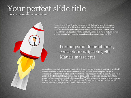 Launching a Business Presentation Template, Slide 9, 03043, Presentation Templates — PoweredTemplate.com
