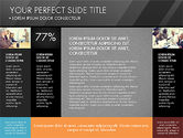 Company Report Presentation Template#13