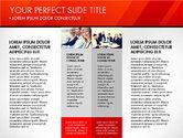 Company Report Presentation Template#2