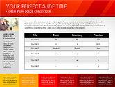 Company Report Presentation Template#3