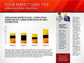 Company Report Presentation Template#4