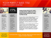 Company Report Presentation Template#5