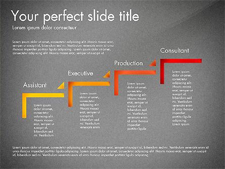 Organization Diagram, Slide 12, 03052, Organizational Charts — PoweredTemplate.com