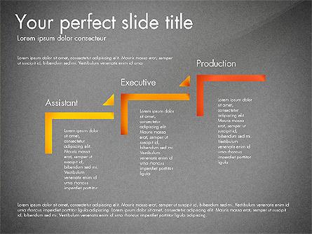 Organization Diagram, Slide 14, 03052, Organizational Charts — PoweredTemplate.com