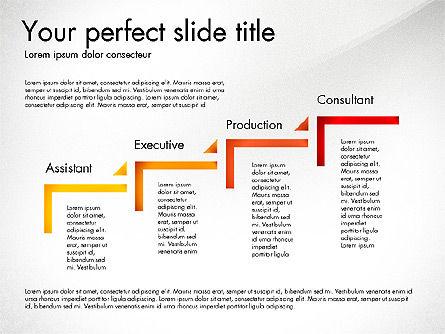 Organization Diagram, Slide 4, 03052, Organizational Charts — PoweredTemplate.com