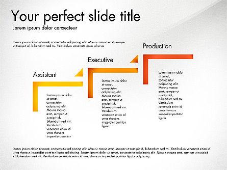 Organization Diagram, Slide 6, 03052, Organizational Charts — PoweredTemplate.com