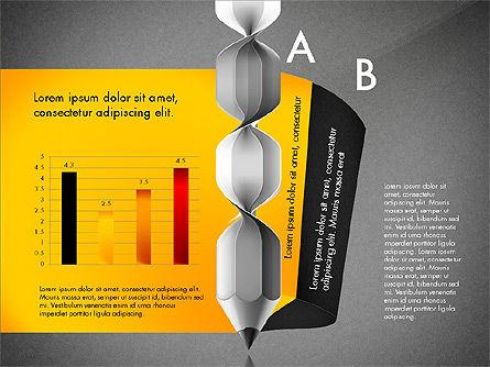 Infographic Report, Slide 11, 03053, Infographics — PoweredTemplate.com
