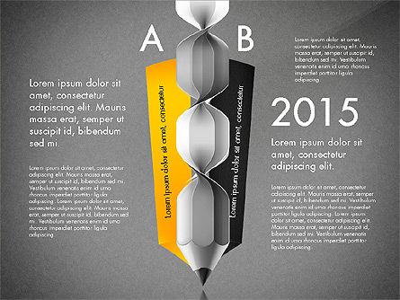 Infographic Report, Slide 12, 03053, Infographics — PoweredTemplate.com