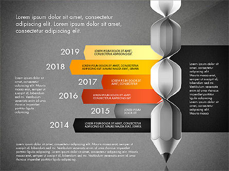 Infographic Report, Slide 15, 03053, Infographics — PoweredTemplate.com