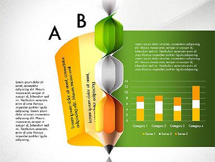 Infographic Report, Slide 5, 03053, Infographics — PoweredTemplate.com
