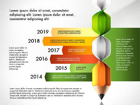 Infographic Report, Slide 7, 03053, Infographics — PoweredTemplate.com