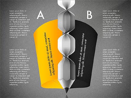 Infographic Report, Slide 9, 03053, Infographics — PoweredTemplate.com