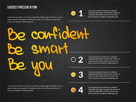 Achieving Success Presentation Concept, Slide 11, 03054, Presentation Templates — PoweredTemplate.com
