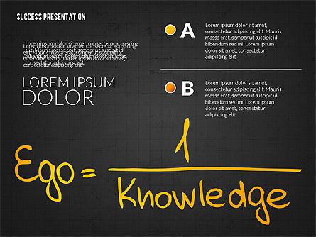 Achieving Success Presentation Concept, Slide 15, 03054, Presentation Templates — PoweredTemplate.com