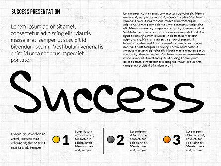 Achieving Success Presentation Concept, Slide 6, 03054, Presentation Templates — PoweredTemplate.com