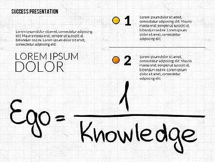 Achieving Success Presentation Concept, Slide 7, 03054, Presentation Templates — PoweredTemplate.com