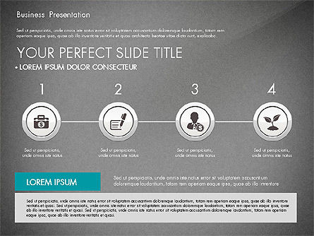 Pitch Deck Modern Presentation Template, Slide 15, 03057, Presentation Templates — PoweredTemplate.com