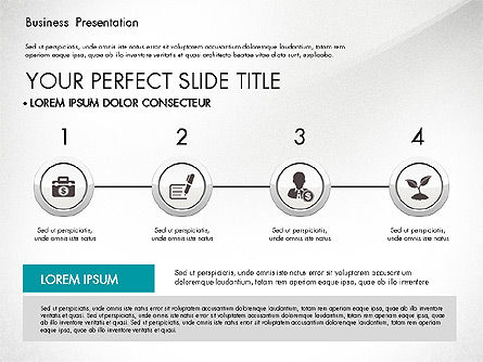Pitch Deck Modern Presentation Template, Slide 7, 03057, Presentation Templates — PoweredTemplate.com