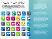 Icons: Flat Icons Deck #03064
