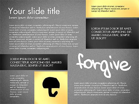Motivation Presentation Concept, Slide 10, 03067, Presentation Templates — PoweredTemplate.com