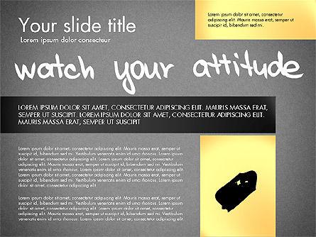 Motivation Presentation Concept, Slide 11, 03067, Presentation Templates — PoweredTemplate.com