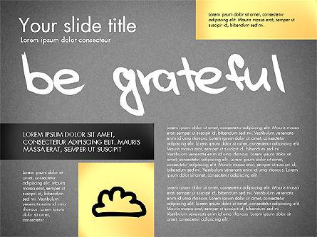 Motivation Presentation Concept, Slide 14, 03067, Presentation Templates — PoweredTemplate.com