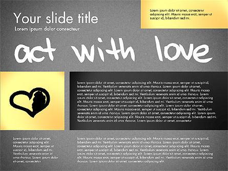 Motivation Presentation Concept, Slide 15, 03067, Presentation Templates — PoweredTemplate.com