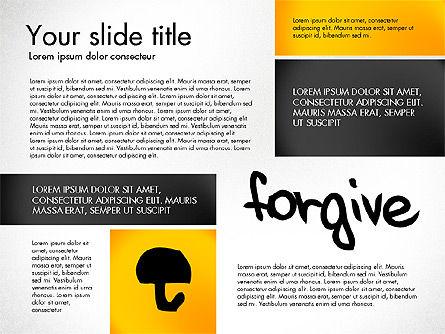 Motivation Presentation Concept, Slide 2, 03067, Presentation Templates — PoweredTemplate.com