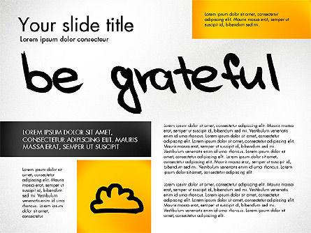 Motivation Presentation Concept, Slide 6, 03067, Presentation Templates — PoweredTemplate.com
