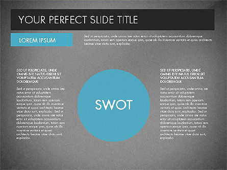 SWOT Strategy Marketing Presentation Concept, Slide 10, 03069, Business Models — PoweredTemplate.com