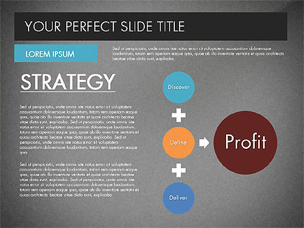 SWOT Strategy Marketing Presentation Concept, Slide 9, 03069, Business Models — PoweredTemplate.com