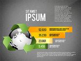 Environmental Sustainability Infographics Options#11
