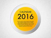 Timelines & Calendars: 2016 Calendar #03082
