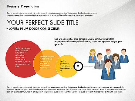 Business Circle, Slide 8, 03088, Business Models — PoweredTemplate.com