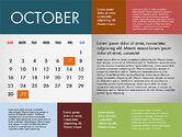 2016 Calendar for PowerPoint#10