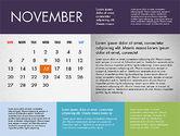 2016 Calendar for PowerPoint#11