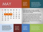 2016 Calendar for PowerPoint#5