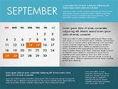2016 Calendar for PowerPoint#9