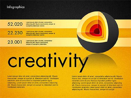 Thinking and Analysis Infographics, Slide 10, 03091, Infographics — PoweredTemplate.com