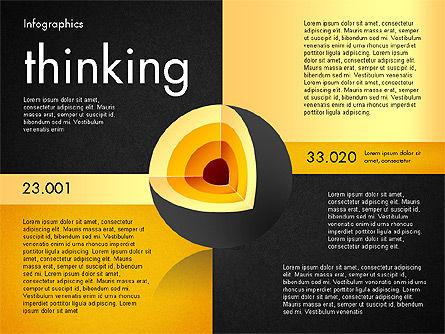Thinking and Analysis Infographics, Slide 13, 03091, Infographics — PoweredTemplate.com