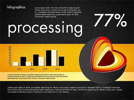 Thinking and Analysis Infographics, Slide 14, 03091, Infographics — PoweredTemplate.com